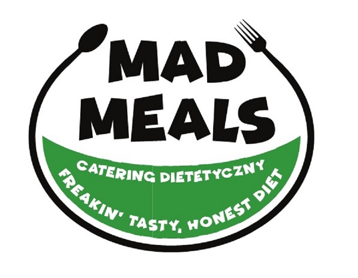 mad meals catering dietetyczny logo